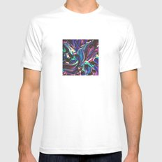 §untitled§ Mens Fitted Tee White MEDIUM