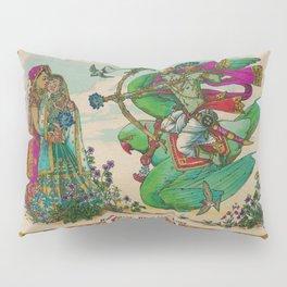 Kamadeva Bless our Love Pillow Sham