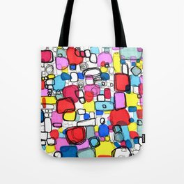 Playful Meditation 1 Tote Bag