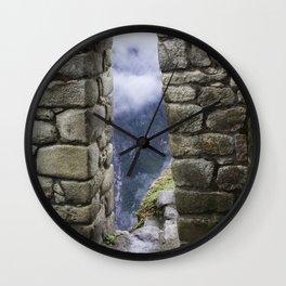 Heaven's Door Wall Clock