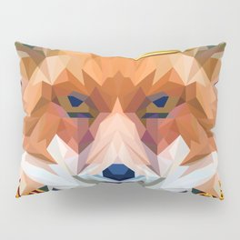 The King of Foxes Pillow Sham