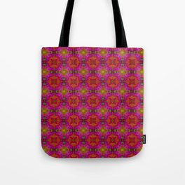 Tryptile 16 (repeating 2) Tote Bag