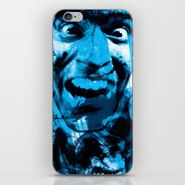 """Ash """"Chainsaw Insanity"""" The Evil Dead iPhone Skin"""