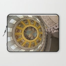 Above Napoleon Bonaparte - Look Up Series Laptop Sleeve