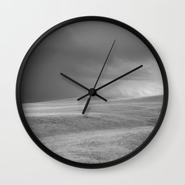 Western Plains Wall Clock