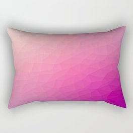 Purple flakes. Copos morados. Flocons pourpres. Lila flocken. Фиолетовые хлопья. Rectangular Pillow