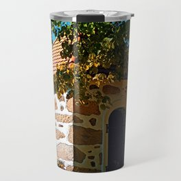 The Binder chapel (and some tree) Travel Mug