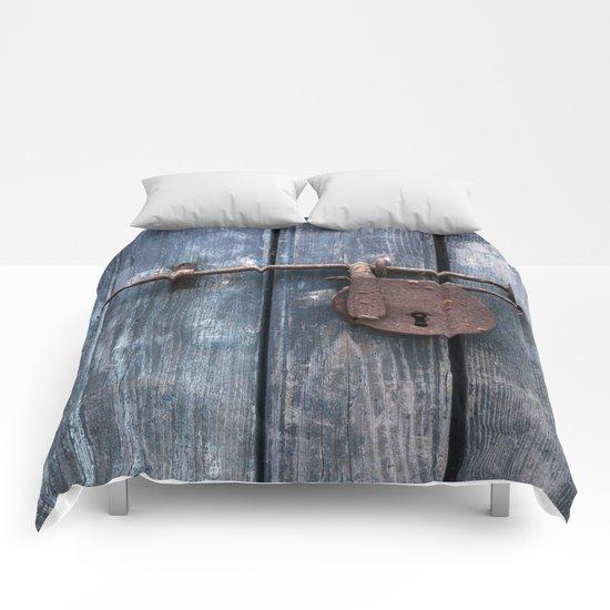 Padlock III Comforters