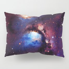 M 78 Nebula Pillow Sham