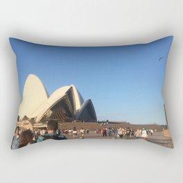 Sydney Opera House Rectangular Pillow