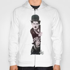 charles chaplin the kid Hoody