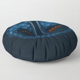 Rum Floor Pillow