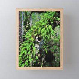 In High Regard- vertical Framed Mini Art Print