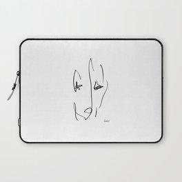 Demeter Moji d22 3-2 w Laptop Sleeve