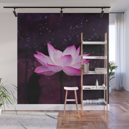magical lotus Wall Mural