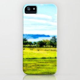 Silent Sage 0009 Kauai iPhone Case