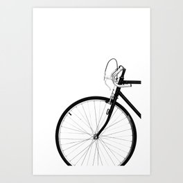 Bicycle, Bike Art Print