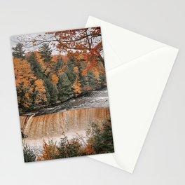 The Tahquamenon Falls Stationery Cards