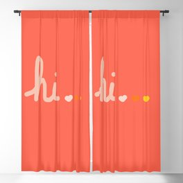 Hi! Blackout Curtain