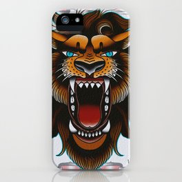 Lyons iPhone Case