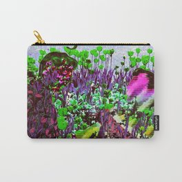Depths of the Flower Beds Carry-All Pouch