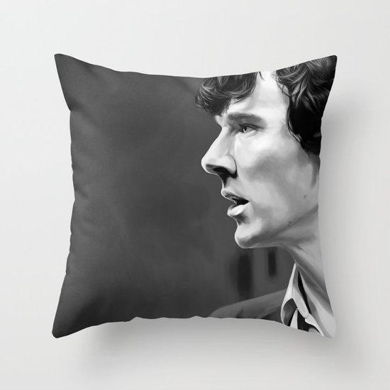 Oh Throw Pillow