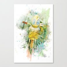 Come on, play with me once more... Canvas Print