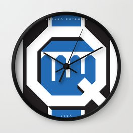 Liga MX: Queretaro Wall Clock