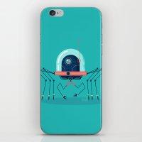 :::Mini Robot-Arachno::: iPhone & iPod Skin