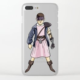 Eleven Furiousa Clear iPhone Case
