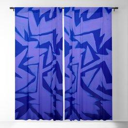 Electric Pop Blackout Curtain