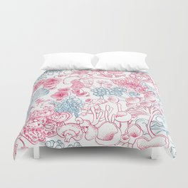 Mycology 1 Duvet Cover