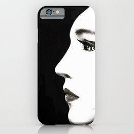 Emilia by Lika Ramati iPhone Case