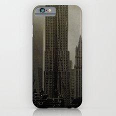 Concrete, Steel & Glass Slim Case iPhone 6s