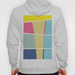 Colorful Pattern Mosaic Hoody