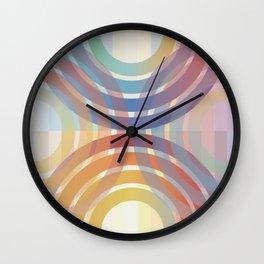 Deracinate Wall Clock