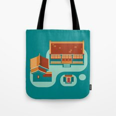 beijing icon Tote Bag
