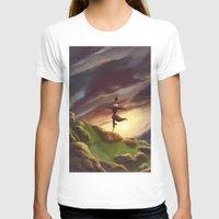 studio ghibli T-shirts featuring Studio Ghibli - Howl's Moving Castle by BBANDITT