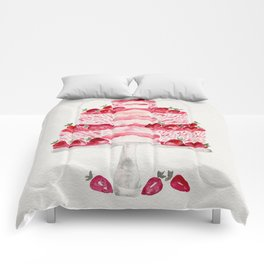 Strawberry Shortcake Comforters