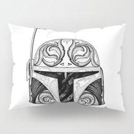 baba fett decor Pillow Sham