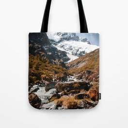 The River (Color) Tote Bag