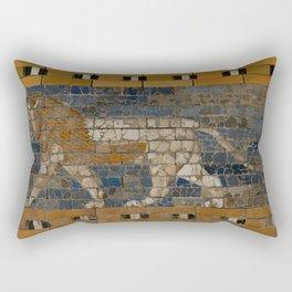 Processional Way - Babylon Rectangular Pillow