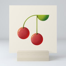 Cheery Cherries Mini Art Print