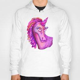 Self-Portrait of a Unicorn Hoody