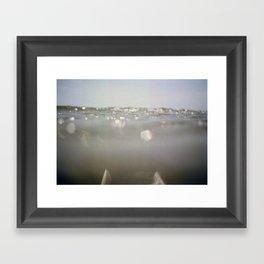 OceanSeries7 Framed Art Print