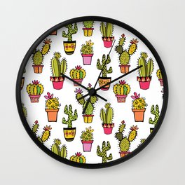 little piece of desert ... Wall Clock