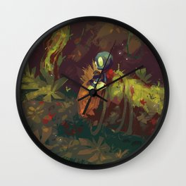 Childhood favorite - Chameleon Twist Wall Clock