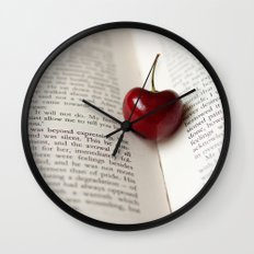 Feelings Wall Clock