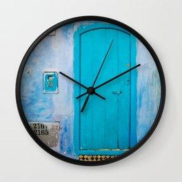Another magic door Wall Clock