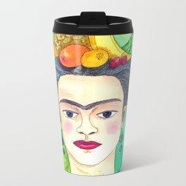 Chiquita Frida Metal Travel Mug